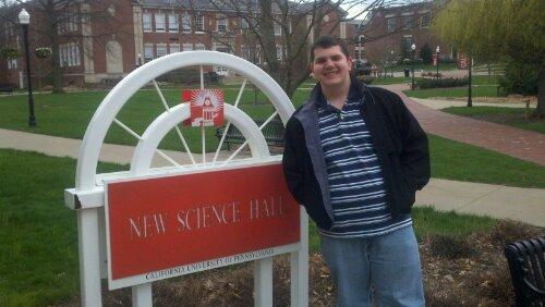 College Visit!