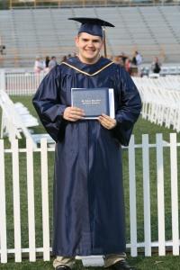 Graduation (June 2013)