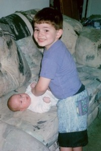 Summer 2000 (Age 5)