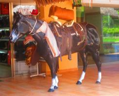 full size horse statue